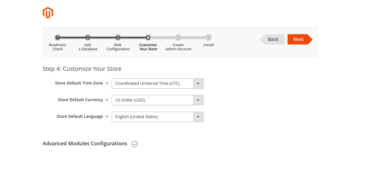 magento-store-customize