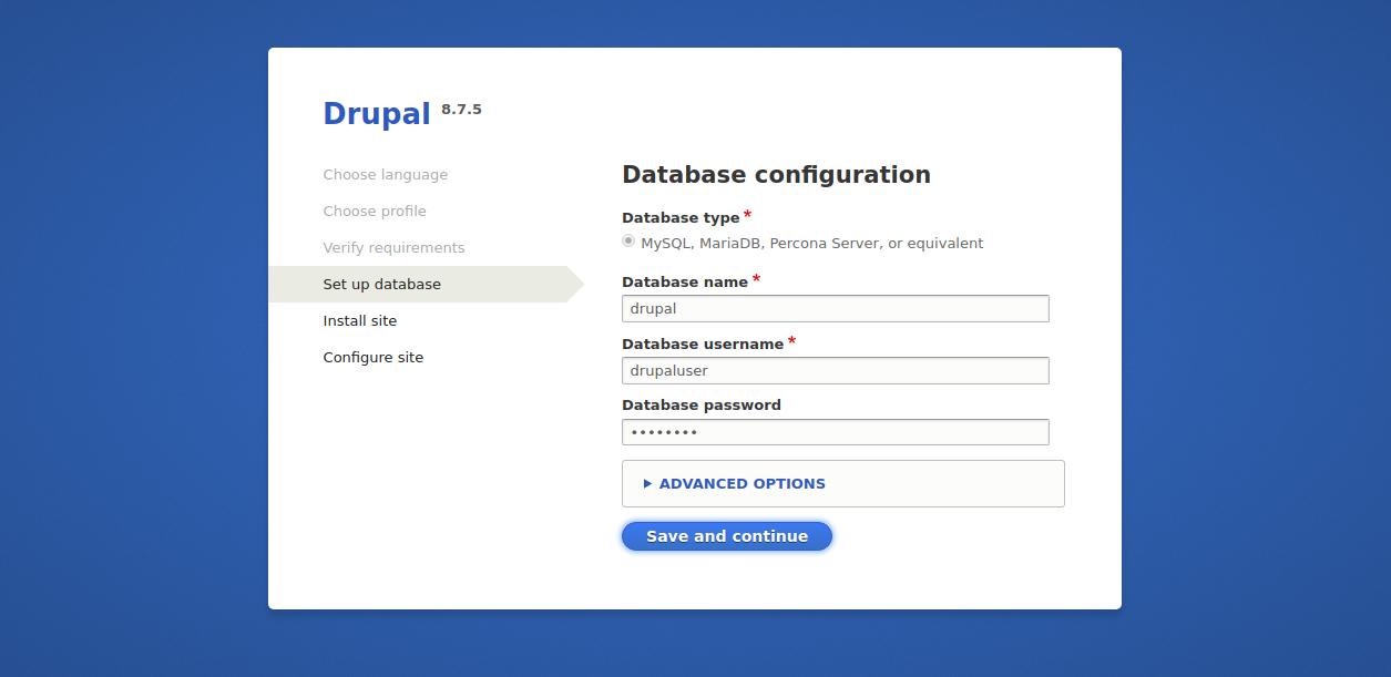 drupal-database-details