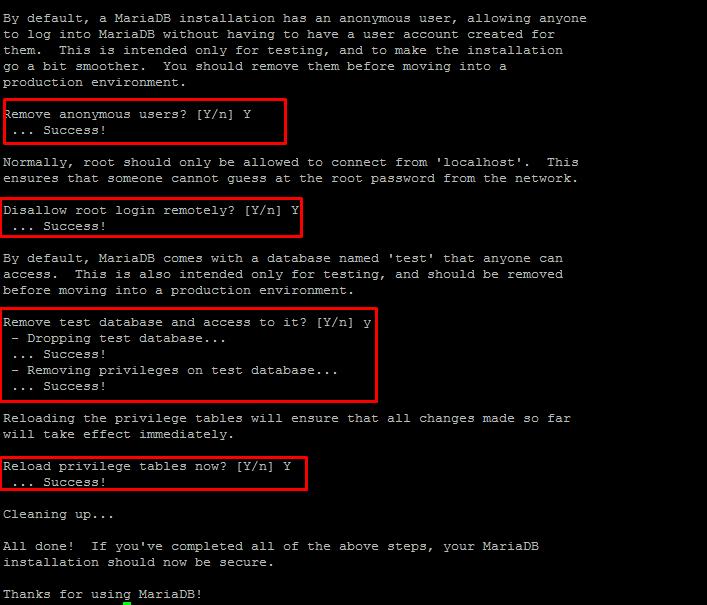 MySQL prompt